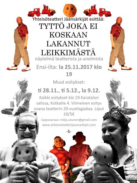 tyttöjoka_juliste